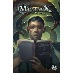 Malifaux - 2nd Edition Rules Manual