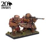 Dwarf Ironwatch Regiment (20 Missile)