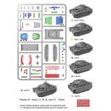 Reinforcements: 15mm Panzer III J,L,M,N tank