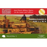 1/72nd Panzer III J,L,M,N