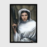 Koszulki Art Sleeves - Princess Leia 2