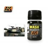 Wash For Nato Tanks