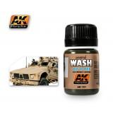 Oif & Oef - Us Vehicles Wash