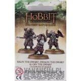Balin the Dwarf, Dwalin the Dwarf and Oin the Dwarf – Champions of Erebor