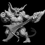 Belech, Axeman of Omens