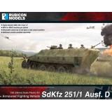 Sdkfz 251 Halftrack