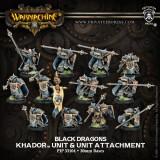 Iron Fang Pikemen / Black Dragons