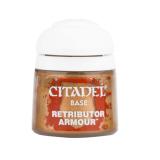 Citadel Base: Retributor Armour