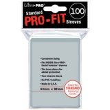 Pro-Fit Standard Size Deck Protectors 100ct