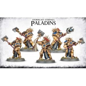 Paladin Retributors / Protectors / Decimators