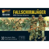 Fallschirmjager (plastic box)
