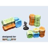 Cargo Crates set 2 (3)