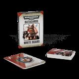 Warhammer 40,000 Datacards: White Scars