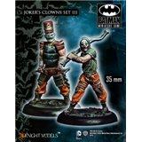 Joker's Clowns Set III