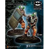 Jokers Clowns Set II