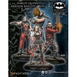 Harley Quinn Arkham Knight Crew