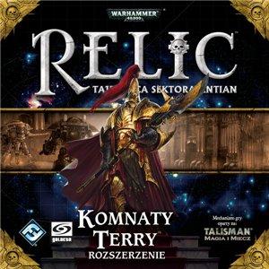 Relic: Komnaty Terry PL