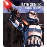 Kayn Somos, Dowódca żołnierzy – zestaw przeciwnikaagród – zestaw przeciwnika
