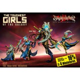 Heroines Box KST 5: The Yagas