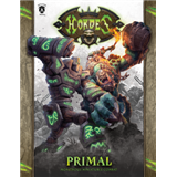 HORDES Primal Mk III Rulebook - Hardcover