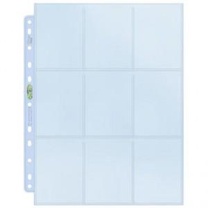 9-Pocket Platinum Page (11 hole)