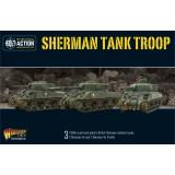 British Sherman V Troop (2 Sherman V and 1 Firefly)