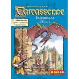 Carcassonne - Księżniczka i Smok