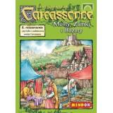 Carcassonne - Mosty Zamki i Bazary