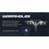 Galaxy Of Trian Wormholes