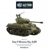 Easy 8 Sherman M4A3E8