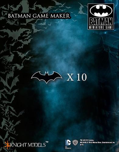 Batman Game Markers