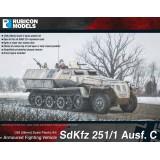 SdKfz 251/1 Ausf C