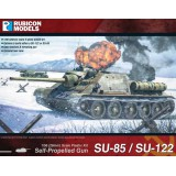 SU-85 / SU-122 SPG