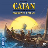 Catan: Odkrywcy i Piraci