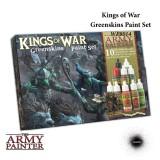 Warpaints Kings of War Greenskins Paint Set