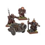 Dwarf Jarrun Bombard