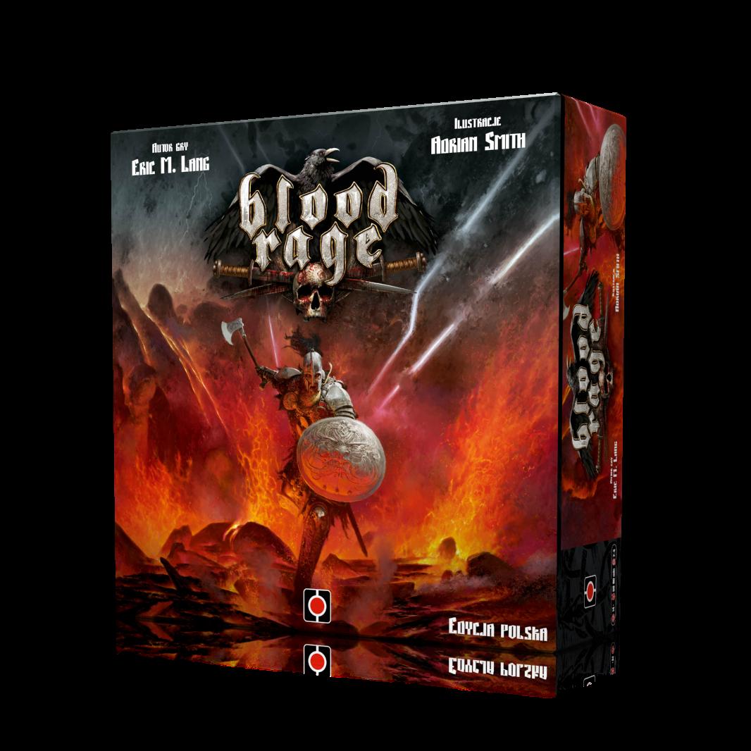 Blood Rage PL