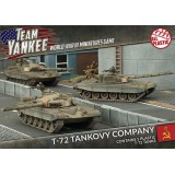 T-72 Tankovy Company (Plastic)
