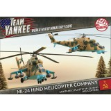 Mi-24 Hind (plastic)