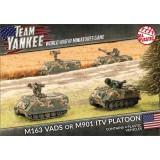 M163 VADS/M901 ITV Platoon (Plastic)