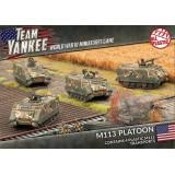 M113/M106 Platoon (Plastic)