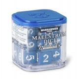 Maelstrom Dice - Blue