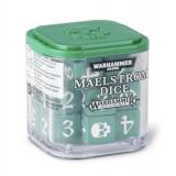Maelstrom Dice - Green