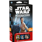 Star Wars Przeznaczenie: Zestaw Startowy Rey