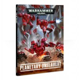 Warhammer 40,000: Planetary Onslaught (Hardback)