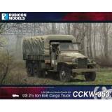 US CCKW 353 2½ ton 6x6 Truck