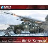 BM-13N Katyusha Rocket Launcher