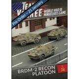 BRDM-2 Recon Platoon (Pre-order)