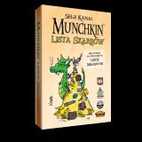 Munchkin Lista Skarbów
