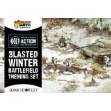 Blasted Winter Battlefield Theme Set